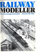 Railway Modeller Magazine - Jan 1980  Signal Box plan. Open goods wagon plan
