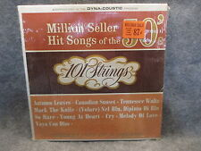 33 RPM LP Record Million Seller Hit Songs Of The 50's Somerset Records P-21200