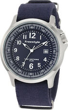 Freestyle Men's Ranger Field Case Analog Watch FS84992 BLUE Water Resistant