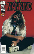 WWF Mankind Comic Book #1 September 1999 Photo Cover, WWE WCW TNA Mick Foley ECW