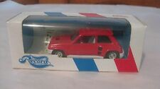 Record 1980 Renault 5 Turbo Galtier In A Red 1:43 Scale Diecast By Solido dc1304