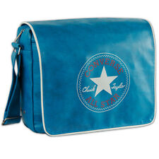 Converse Flap Messenger Retro Bag (Blue)