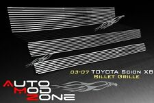 03-07 Scion xB Billet Grille Grill Combo 3pc Insert