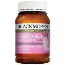 AU SELLER Blackmores Pregnancy and Breastfeeding Gold 180 Capsules he026