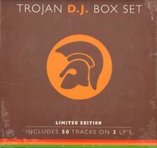 "Various Reggae(3x12"" Vinyl LP Box Set)Trojan D.J. Box Set-Trojan-TRBLP -M/M"
