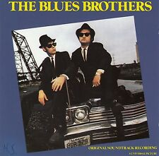 THE BLUES BROTHERS - ORIGINAL SOUNDTRACK RECORDING / CD (WEA 1986)