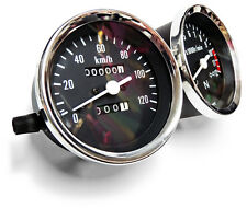 Suzuki TS250 TS185 TS125 SP370 Brand New Replacement Speedometer and Tachometer