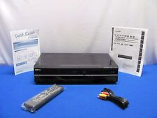Toshiba DVR-620 DVD Player / Recorder / VCR Combo w/1080p Upconversion