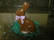 Ceramic Food Like  Chocolate Easter Bunny  decorations