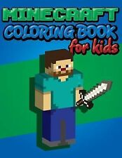 Minecraft Coloring Book for Kids by Speedy Publishing LLC (2014, Paperback)