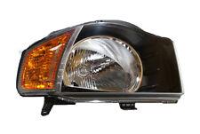 PROIETTORE anteriore/RH Luci Anteriori per Mitsubishi l200 b40 2.5td 03/06-10 -09 DOPPIA CABINA