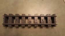8 Straight LEGO train tracks. New, perfect condition 3677/7939/60052/60051/60098