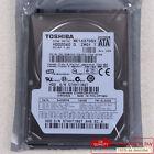 """TOSHIBA 160 GB HDD (MK1637GSX) SATA 5400 RPM 2.5"""" 8 MB Hard Disk Drive Free sp"""