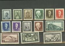 Albania Italian occupation Sc. 310-323 MNH set, cat. 350 EUR (+)