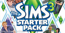 THE SIMS 3 STARTER PACK [PC/Mac] Origin keys