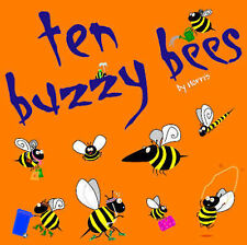 Norris 10 Buzzy Bees Very Good Book