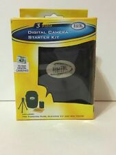 Digital Concepts Digital Camera Starter Kit - New In BOX-FREE SHIPPING!