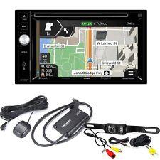 Jensen VX7021 Navigation Receiver SiriusXM Satellite Radio SXV300v1 & Backup Cam