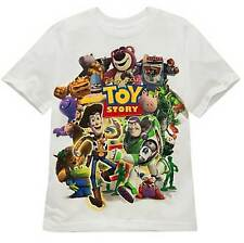 Disney Store Toy Story Buzz Lighyear Boy's T - Shirt Size Lotso