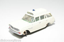 DINKY TOYS 278 VAUXHALL VICTOR ESTATE AMBULANCE EXCELLENT CONDITION REPAINT