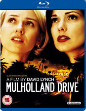 MULHOLLAND DRIVE - BLU-RAY - REGION B UK
