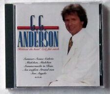 CD (s) - G.G. ANDERSON - Hättest du heut´ Zeit für mich