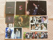 EXO-K Kai DVD Goods Set 3-Disc w/Gift Mini Photobook KPOP EXO