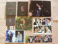EXO-K Kai DVD Goods Set 3-Disc w/Gift Mini Photobook KPOP EXO