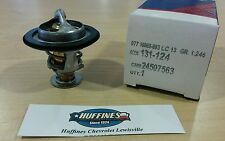 Coolant Thermostat Chevrolet Buick Oldsmobile Pontiac 2.8L 3.1L 3.4L 24507563