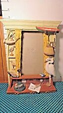 """Photo Frame, Ocean, Fishing, Camping Theme, Holds 6"""" x 4"""" Photo"""