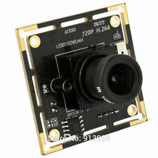 2.1mm Lens H.264 HD 720P USB Camera Module for Linux/Android/Win7 Win8 System