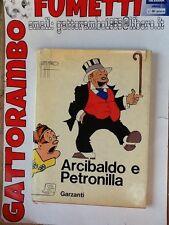 Arcibaldo E Petronilla Anno 66 - Ed.garzanti Buono