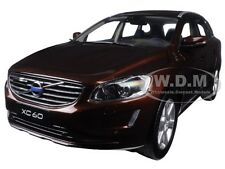 2015 VOLVO XC60 RICH JAVA 1/18 DIECAST MODEL CAR BY ULTIMATE DIECAST 88200