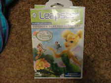 Leap Frog Leapster & Leapster 2 Disney Fairies PRE-K to 1st Grade NEW