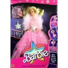 Barbie Superstar 1988 Doll (NRFB) # 1604 Award Winning Movie Star