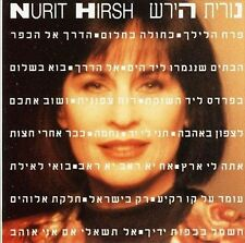 Songs of Nurit Hirsh: Collection New CD