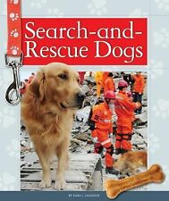 Search-and-Rescue Dogs (Service Dogs)