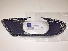 Mercedes W203 Genuine AMG Front Bumper Cover Left Mesh Grille C230 C240 C320 NEW