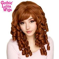 Gothic Lolita Wigs® Ringlet Redux™ - Auburn