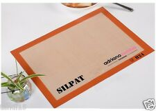 NEW:Silpat Premium Non-Stick Silicone Baking Mat 15.75x11.81inch - Free Shipping