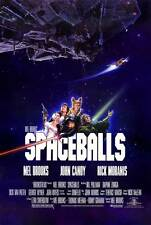 "SPACEBALLS Movie Poster [Licensed-NEW-USA] 27x40"" Theater Size (Mel Brooks)"