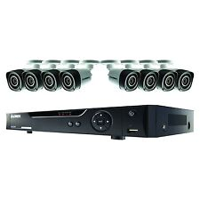 Lorex 720p 8 Camera 8 Channel 1TB DVR CCTV Kit Day Night Vision Security System