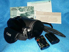 1990-Canon Photura-35mm Camera+Owner's Manual-3X High Power Zoom Lens-Smart Auto
