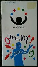 The Joy Of Juggling Jugglebug Fun Easy How To Guide Illustrated Vintage Rare!