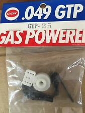 COX KYOSHO GTP VINTAGE R/C RACE CAR PARTS GAS POWERED GTP 25 STEERING LINKAGE