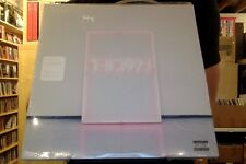 The 1975 I Like It When You Sleep 2xLP sealed 180 gm clear vinyl + download