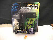 Star Wars DELUXE SNOWTROOPER With E-Web Heavy Repeating Blaster New 1996 Hasbro