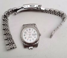 Citizen EQ0510-58A Women's Quartz White Dial Stainless Steel Bracelet Watch