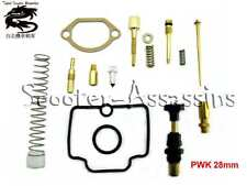 OKO SERVICE KIT for PWK FLATSLIDE CARB CARBURETTOR CARBURETOR 28mm