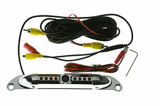 LICENSE REAR VIEW /REVERSE /BACK UP CAMERA FOR ALPINE IVA-D310 IVAD310*CR*